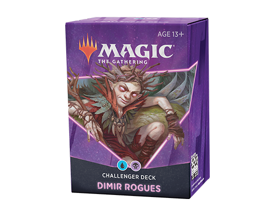 Magic The Gathering Challenger Deck 2021 - Dimir Rogues