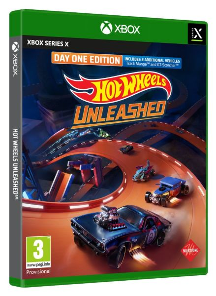 Hot Wheels Unleashed (Day One Edition) (XBSX)