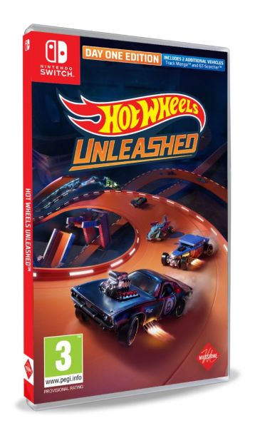 Hot Wheels Unleashed (Day One Edition) (Switch)