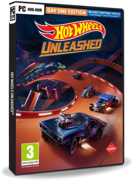 Hot Wheels Unleashed (Day One Edition) (PC)