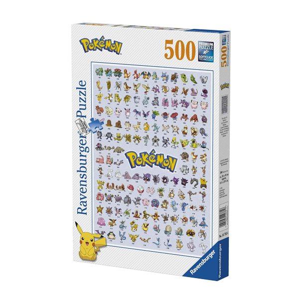 Pokémon 500-bitar