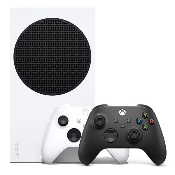 Xbox Series S Multiplayer Bundle - Svart