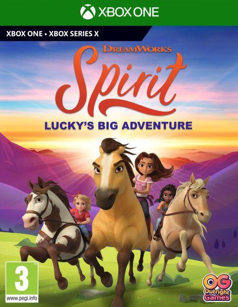 Spirit: Lucky