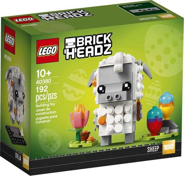 LEGO BrickHeadz Påskfår 40380