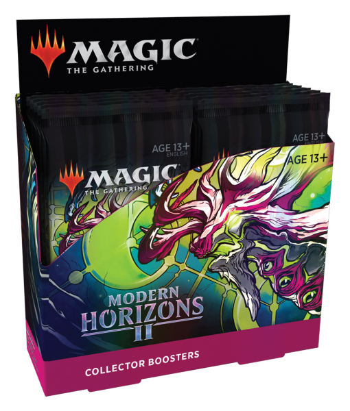 Magic the Gathering: Modern Horizons 2 Collectors Display (12 boosters)