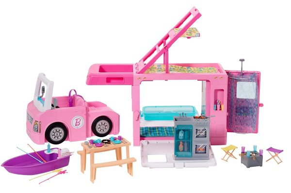 Barbie 3 in 1 Dreamcamper
