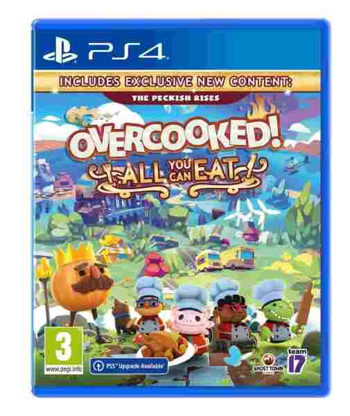 Overcooked All You Can Eat (PS4)