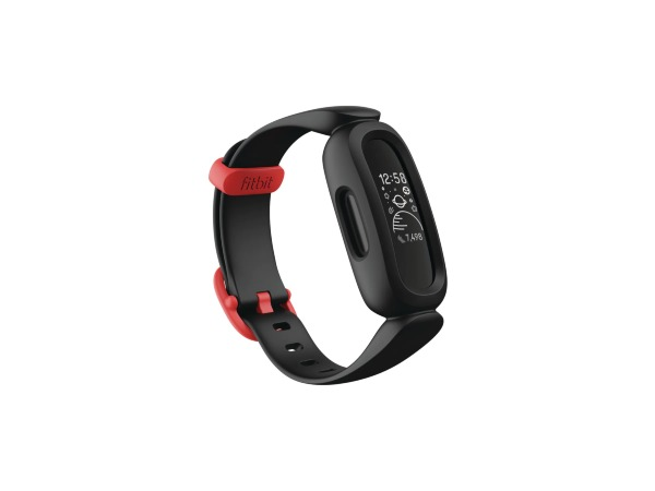 Fitbit Ace 3 - Black/Racer Red