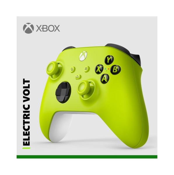 Xbox Handkontroll Gul/Lime (XBSX/XBO)