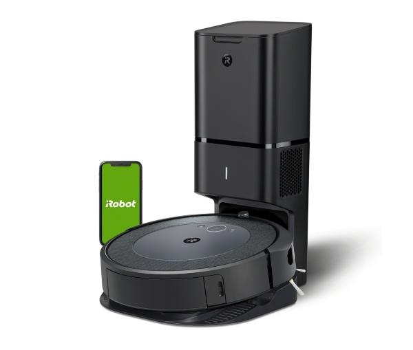 iRobot Roomba i3554+ Robotdammsugare
