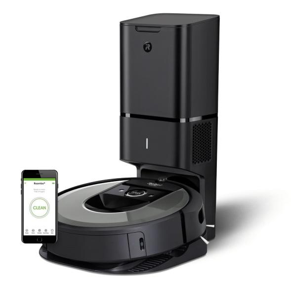 iRobot Roomba i7550+ Robotdammsugare