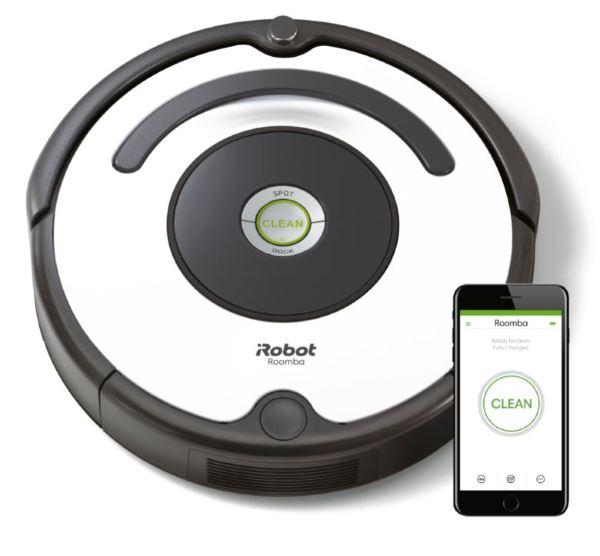 iRobot Roomba 675 Robotdammsugare