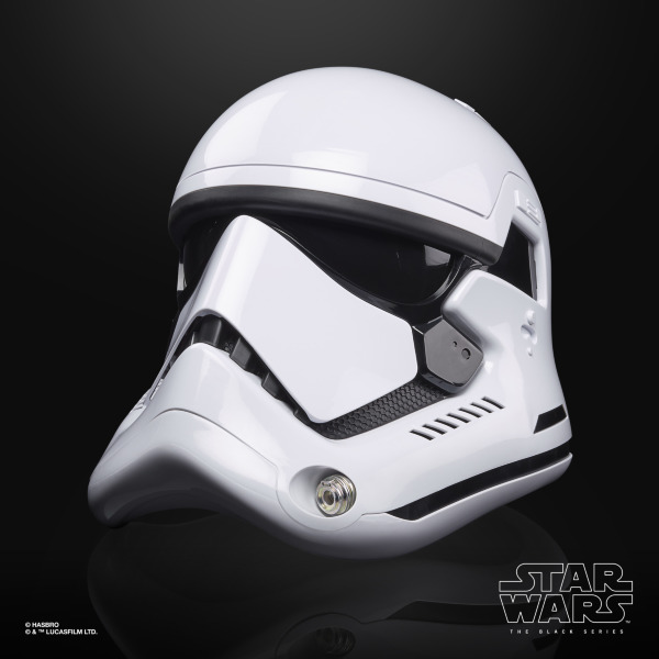 Star Wars Black Series First Order Stormtrooper Premium Electronic Helmet