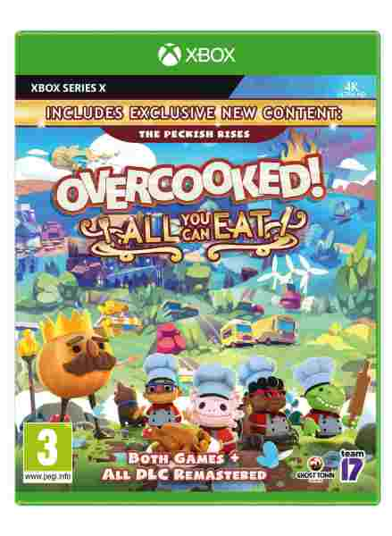 Overcooked All You Can Eat (XBSXS/XBO)