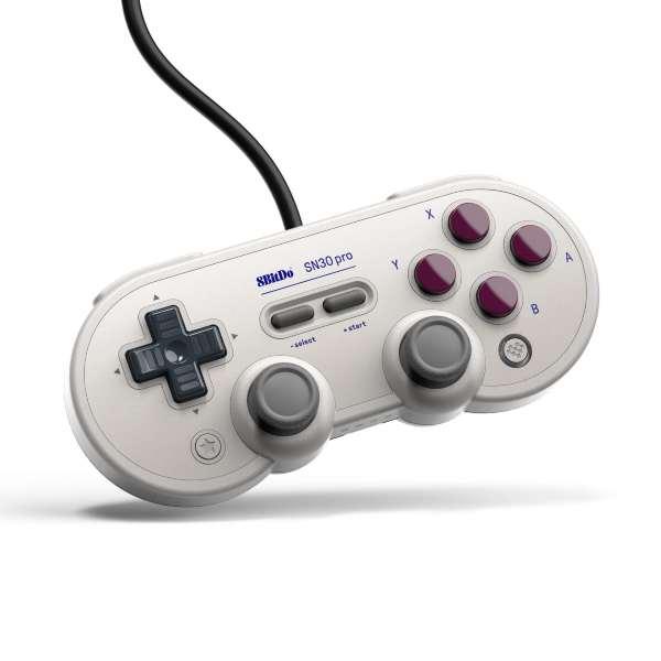8Bitdo SN30 Pro USB Gamepad G Edition