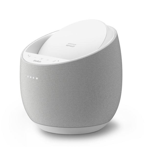 Belkin SoundForm Elite Hi-Fi smart högtalare - Vit