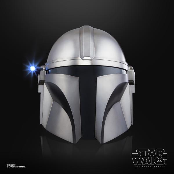 Star Wars Black Series The Mandalorian Premium Electronic Helmet