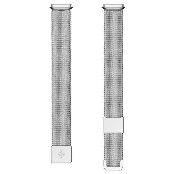Fitbit Luxe / Metal Mesh/Platinum - One Size
