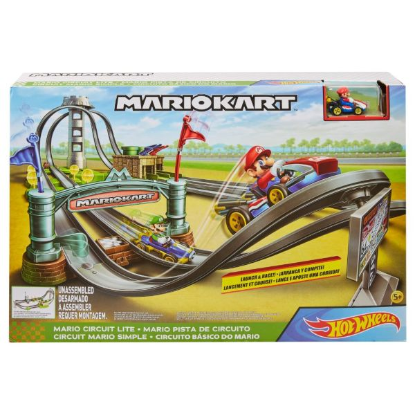 Hot Wheels Mario Kart: Circuit Track Lite