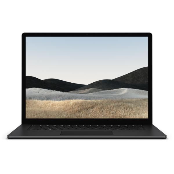 Microsoft Surface Laptop 4 / 15? / i7-1185G7 / 16GB / 512GB / Iris Plus / Win 10 - Svart