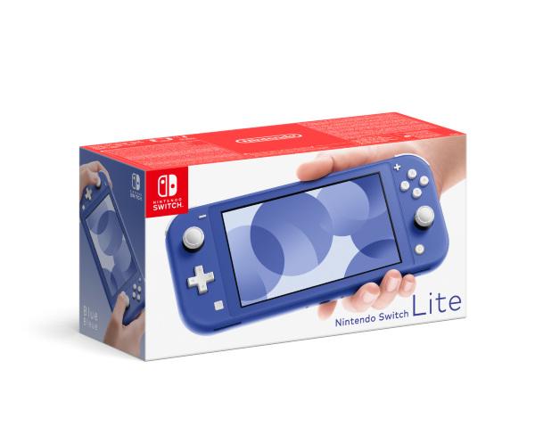 Nintendo Switch Lite Konsol - Blå