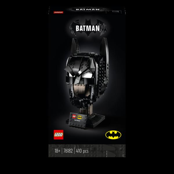 LEGO Super Heroes Batmans Helm 76182
