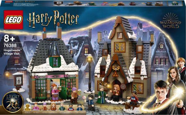 LEGO Harry Potter Besök i Hogsmeade 76388