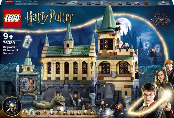 LEGO Harry Potter Hogwarts: Hemligheternas kammare 76389