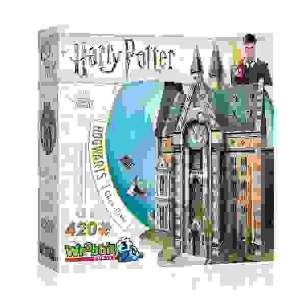Wrebbit 3D-Pussel Hogwarts Clock Tower
