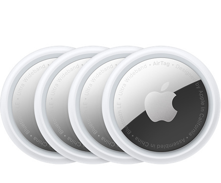 Apple AirTag - (4 Pack)