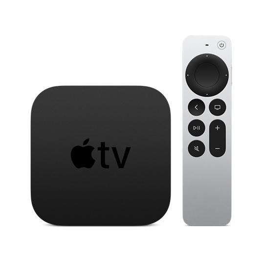 Apple TV 4K (2nd generation) - 32GB