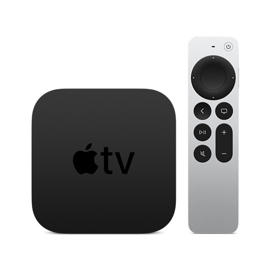 Apple TV 4K (2nd generation) - 64GB