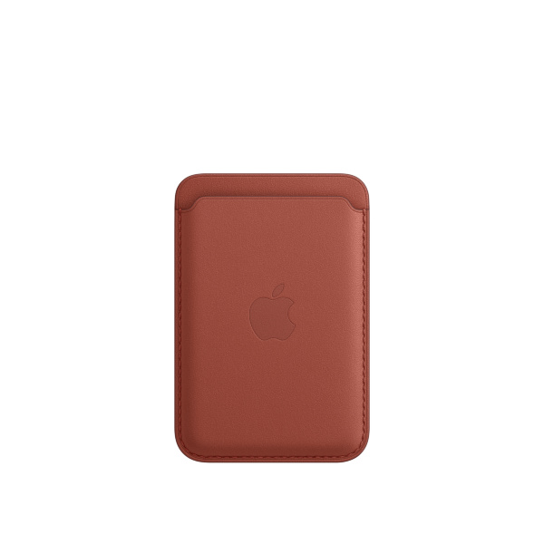 Apple iPhone Leather Wallet / MagSafe - Arizona