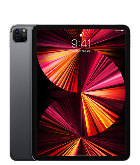 "Apple iPad Pro 3rd gen. / 11"" / 2TB / Wi-Fi + Cellular - Space Grey"