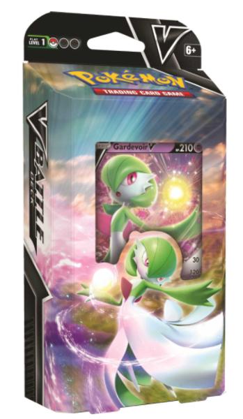 Pokemon Victini/Gardevoir Battle Deck V