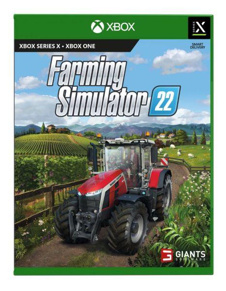 Farming Simulator 22 (XBSXS)