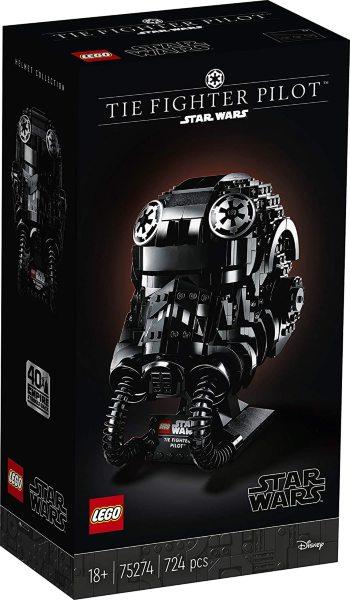 LEGO Star Wars TIE Fighter Pilot Helm 75274