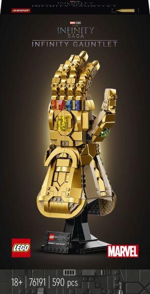 LEGO Super Heroes Infinity-handsken 76191