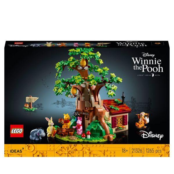 LEGO Ideas Nalle Puh 21326