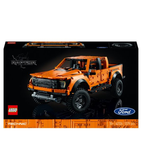 LEGO Technic Ford F-150 Raptor Pickup 42126