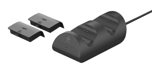 Deltaco - Xbox Series X S Charging station