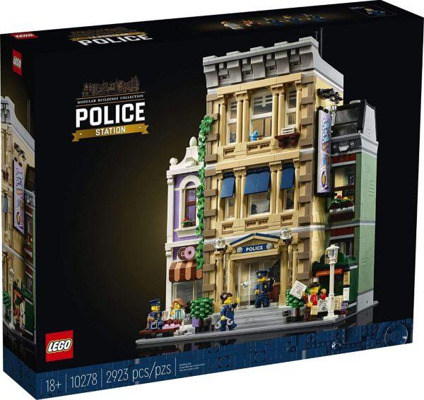 LEGO Creator Expert Polisstation 10278