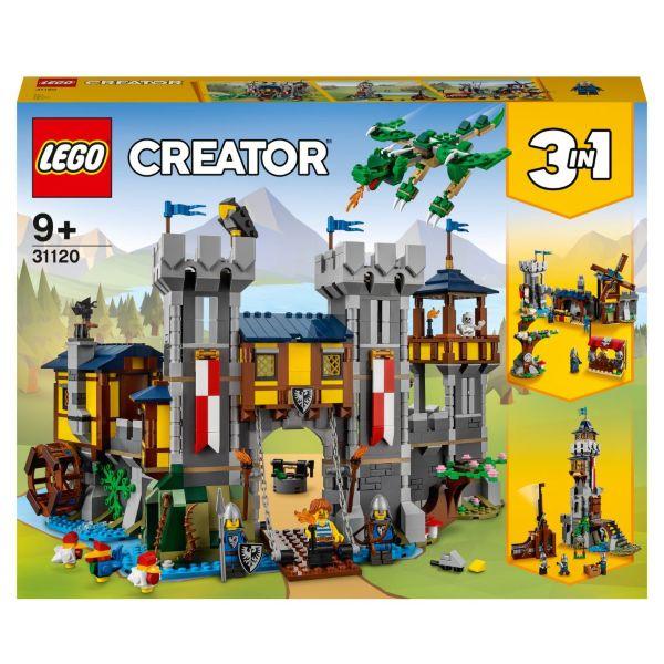 LEGO Creator Medeltida slott 31120