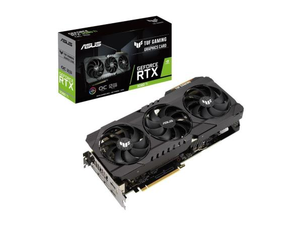 ASUS TUF GeForce RTX 3080 Ti OC 12GB Gaming