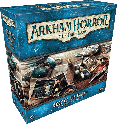 Arkham Horror The Card Game: Edge of the Earth Investigator Expansion