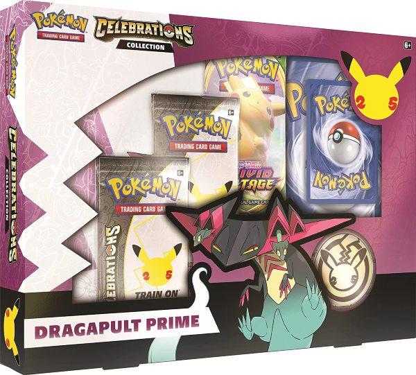 Pokemon Celebrations Collection Dragapult Prime