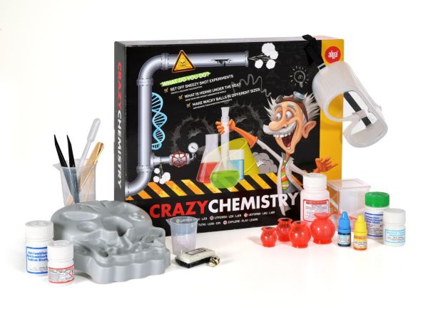 Alga Crazy Chemistry (Sv)