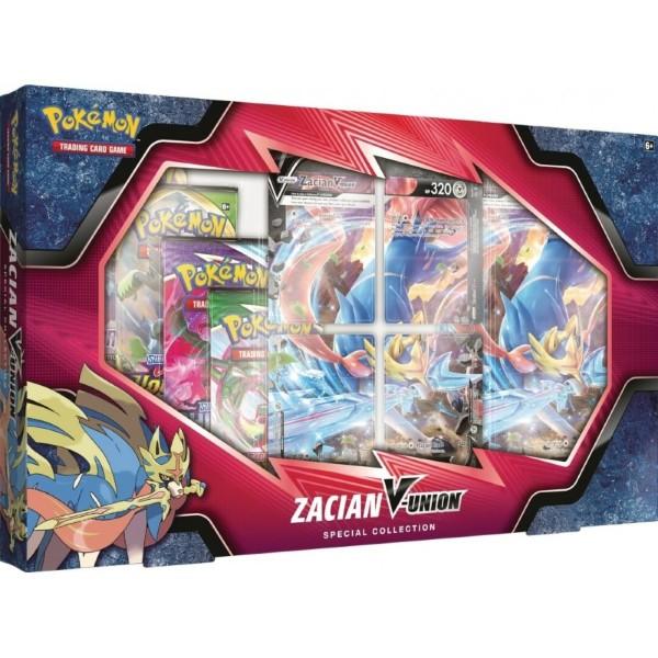 Pokemon V Union Premium Box 1 variant - Mewtwo / Greninja / Zacian