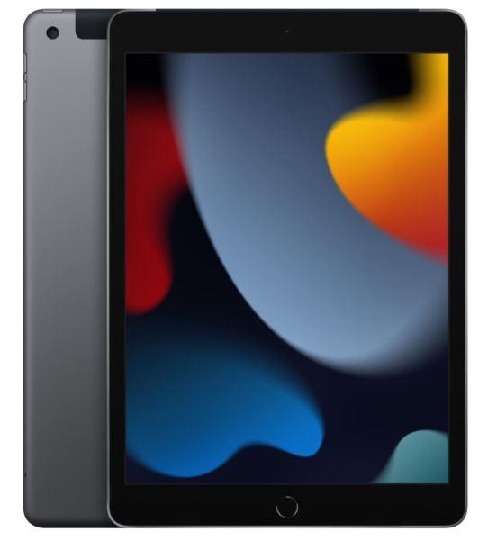 "Apple iPad 9th gen. / 10.2"" / 256GB / WiFi / Cellular - Space Grey"