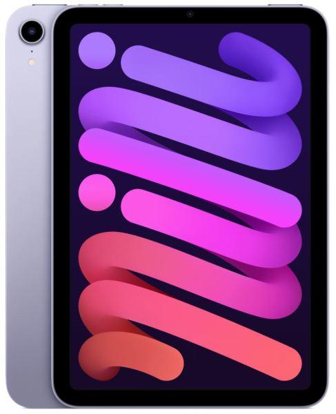 """Apple iPad Mini 6th gen. / 8.3"""" / 256GB / WiFi - Purple"""